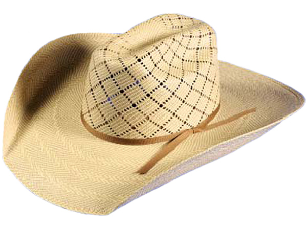 Atwood Rodeo Childress Shantung Straw Cowboy Hat - Atwood Western Hats -  Aztex Hat Company 4ff10ef114c