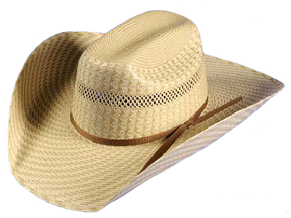 Atwood Van Horn Shantung Straw Cowboy Hat - Atwood Western Hats ... 1c230fac6d4