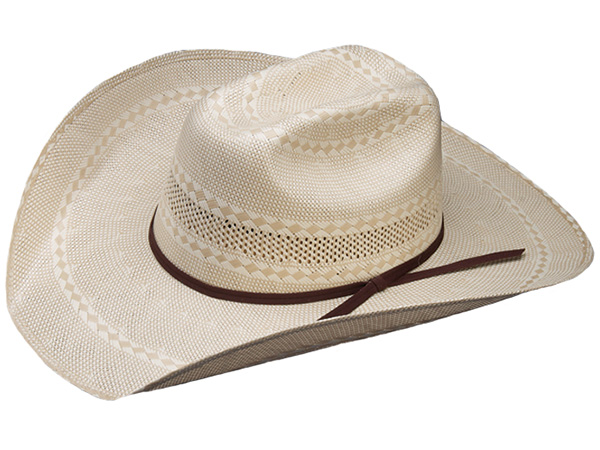 9445999a5adef Atwood Patriot 2-Tone Shantung Cowboy Hat - Atwood Western Hats - Aztex Hat  Company