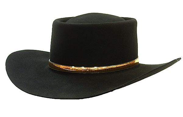 AzTex Hats Waylon (The Later Years) Hat - All Custom Contemporary Felt  Cowboy Hats - Aztex Hat Company 430ce692ef0