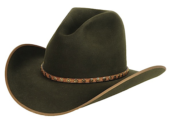 AzTex Hats Small Brim Alpine Cowboy Hat - All Custom Traditional ... 03300f68d8c
