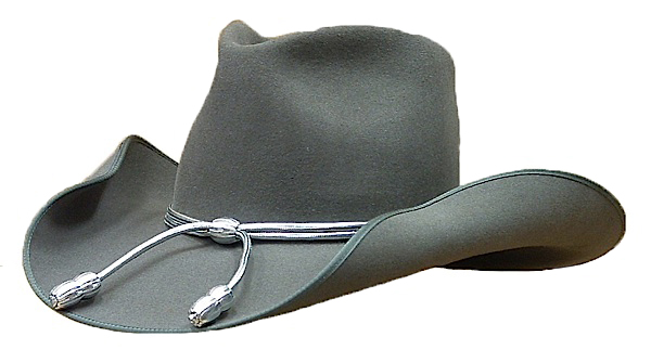 a5caf9792c0 Cavalry Hat and Hat Band - All Custom Old West Style Cowboy Hats ...
