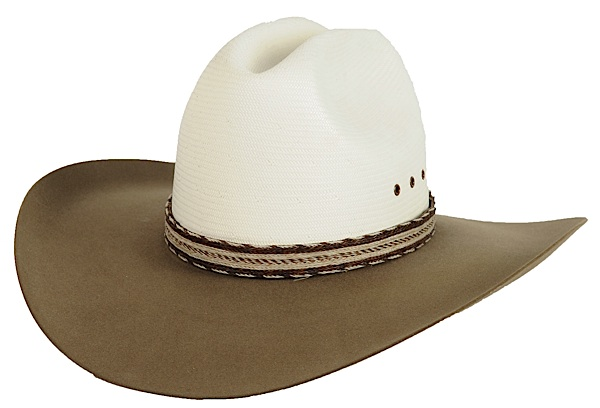AzTex Hats Mixed Breed Quality Cowboy Hat - All Custom Traditional ... c65f8373a46