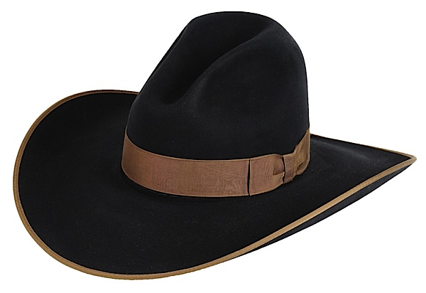 Wide Brim Old West Cowboy Hat 30X - All 30X Custom Hats - Aztex Hat ... 50737e6e995