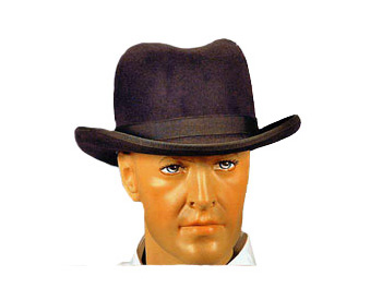 Homburg Hat : 1894, in the meaning defined above.