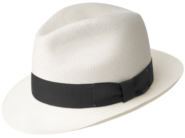4206d71b9 Bailey Thurman Panama Straw Fedora Hat - Bailey Best Sellers Spring ...