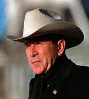 George Bush Cowboy Hat