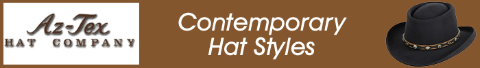 Az-Tex Comtemporary Hat Styles