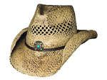 Fun and Funky Straw Cowboy Hats