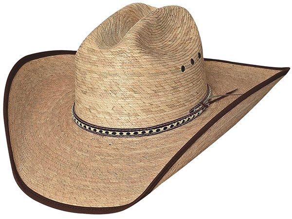 3b05e9c7db8 Bullhide Wide Open 15X Straw Cowboy Hat - Bullhide Mens Straw Hats ...