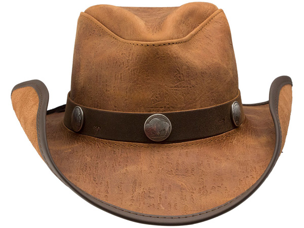60d6dab09c8 Head n Home Cyclone Leather Western Hat - Head n Home Brand Hats - Aztex  Hat Company