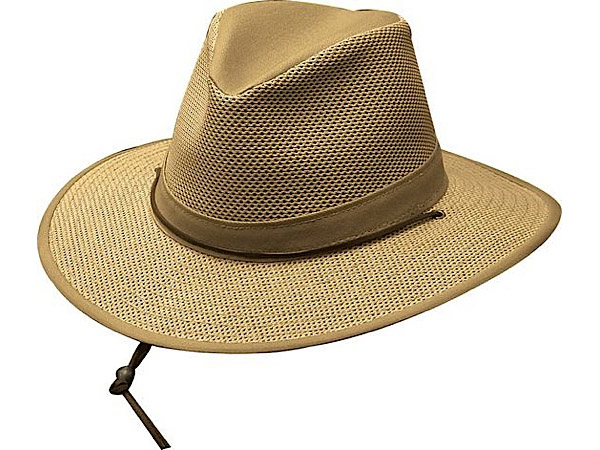2bc6d181749 Henschel Breezer Aussie Style Vented Cloth Hat - Henschel Hats and ...