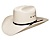 Resistol Big Money Western Straw Hat