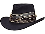 AzTex Bounty Hunter Western Hat