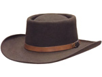 Aztex Rough Gambler Custom Cowboy Hat