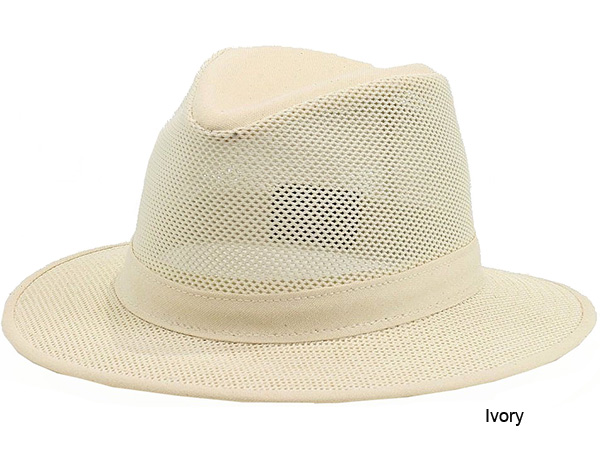 9a9b12ddc4e Henschel Small Brim Breezer Vented Cloth Hat - Henschel Hats and Caps -  Aztex Hat Company
