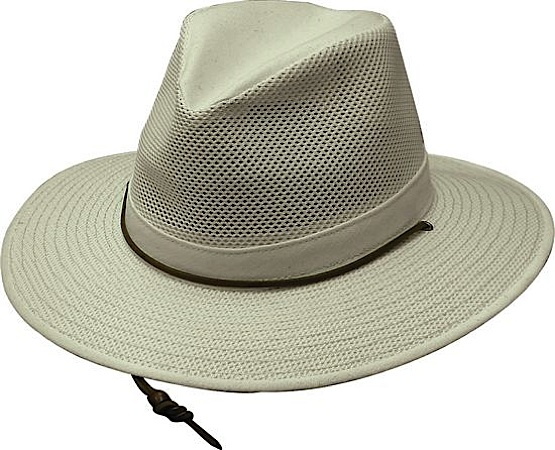 74bddd02db1 Henschel Breezer Aussie Style Vented Cloth Hat - Henschel Hats and Caps -  Aztex Hat Company