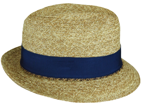 Bailey Romeo Raffia Braid Fedora Hat 0bf63a7cdc91