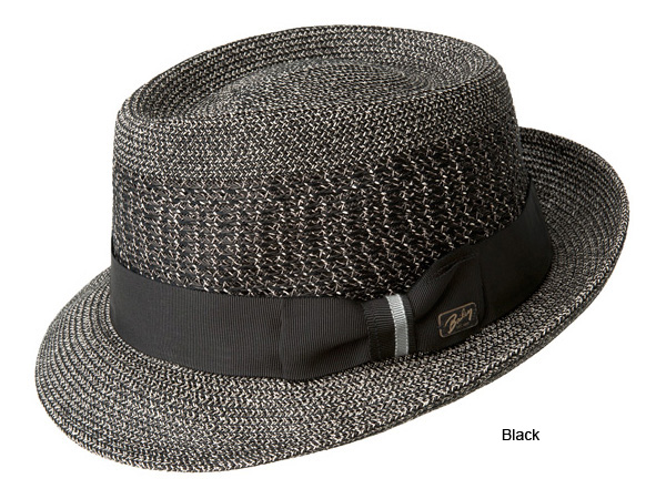 d3ff31db86a44 Bailey Wilshire Straw Fedora Hat - Bailey Best Sellers Spring and Summer -  Aztex Hat Company