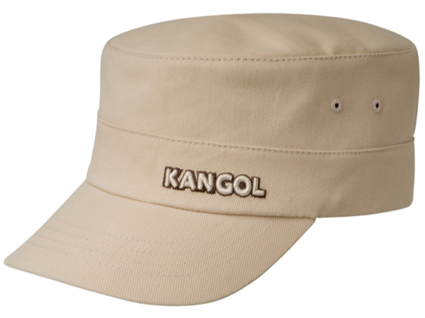 f059d8a5cc7 Kangol Cotton Twill Army Cap - Kangol Mens Spring and Summer Hats ...