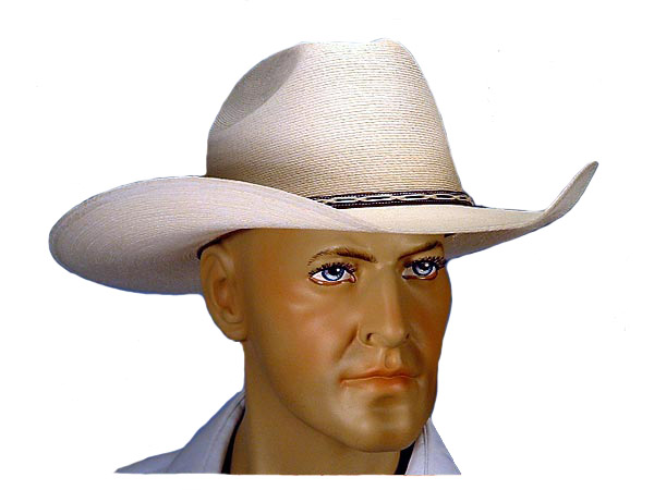 fc548c97acc2d Atwood Marfa Low Crown Palm Western Hat - Straw Cowboy Hats - Aztex Hat  Company