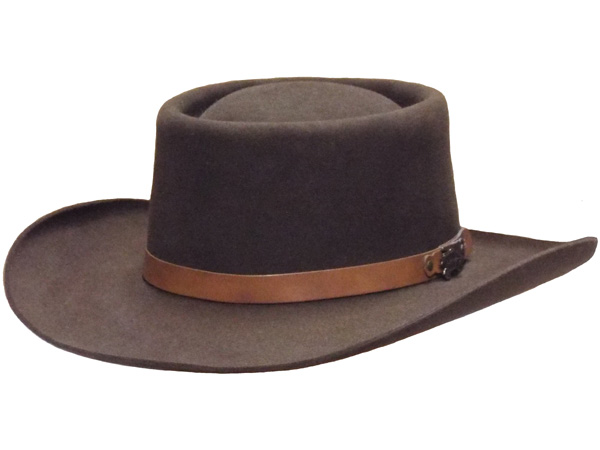 541141d2e2725 AzTex Rough Gambler - Old West Style - Aztex Hat Company