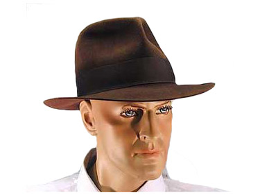 Indiana Jones Custom Felt Hat by AzTex Hats - Az-Tex Western Hats - Aztex  Hat Company 0fb1da8cff9