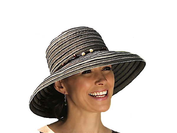 ff51c1e379e33 Wallaroo Breton Ladies Casual Cloth Hat - Casual Hats - Aztex Hat Company